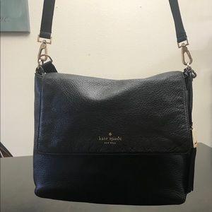 Kate spade leather Crossbody handbag